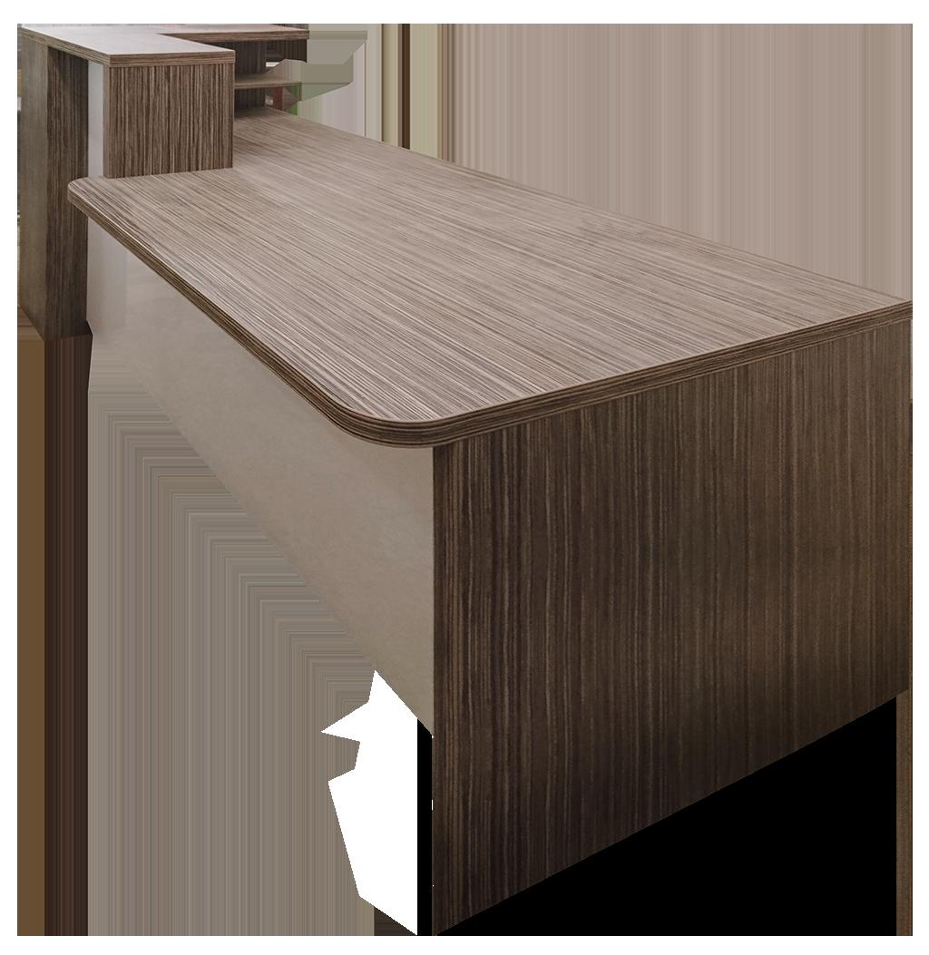 Möbelbau Schreibtisch